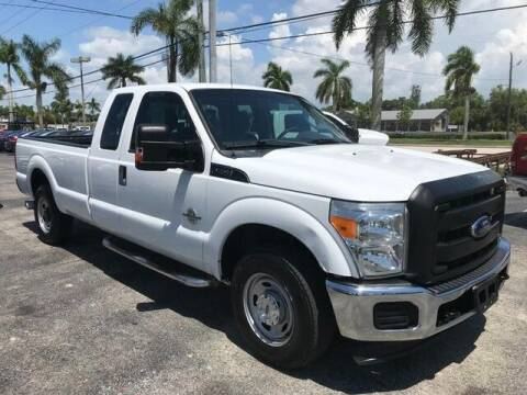 2014 Ford F-250 Super Duty for sale at Denny's Auto Sales in Fort Myers FL