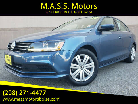 2017 Volkswagen Jetta for sale at M.A.S.S. Motors in Boise ID