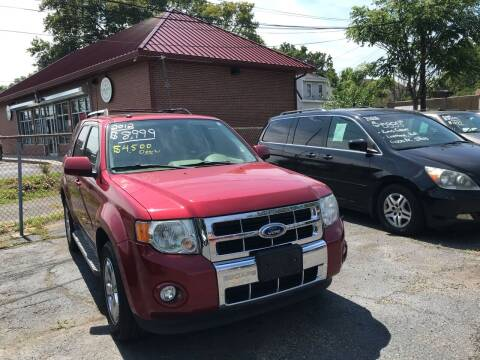 2012 Ford Escape for sale at Chambers Auto Sales LLC in Trenton NJ