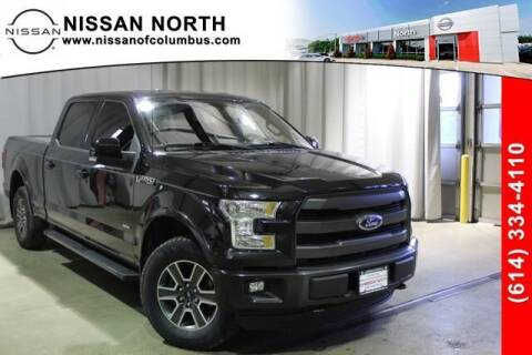 2015 Ford F-150 for sale at Auto Center of Columbus in Columbus OH