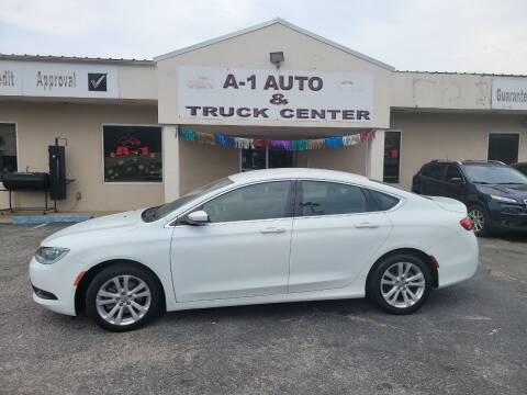 2016 Chrysler 200 for sale at A-1 AUTO AND TRUCK CENTER in Memphis TN