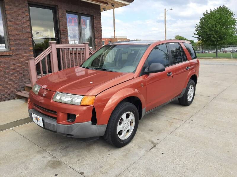 2002 Saturn Vue for sale at CARS4LESS AUTO SALES in Lincoln NE