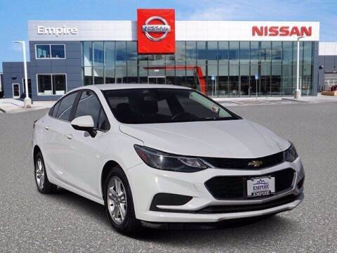 2018 Chevrolet Cruze for sale at EMPIRE LAKEWOOD NISSAN in Lakewood CO