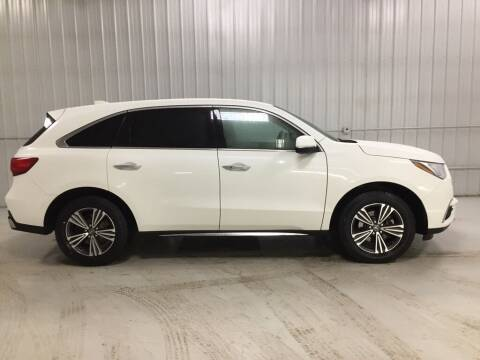 2018 Acura MDX for sale at Elhart Automotive Campus in Holland MI