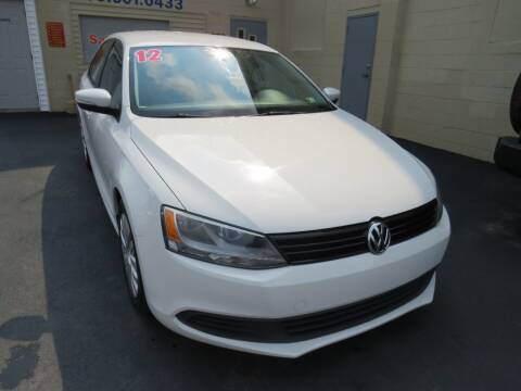 2012 Volkswagen Jetta for sale at Small Town Auto Sales in Hazleton PA