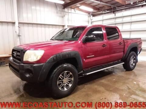 2007 Toyota Tacoma for sale at East Coast Auto Source Inc. in Bedford VA