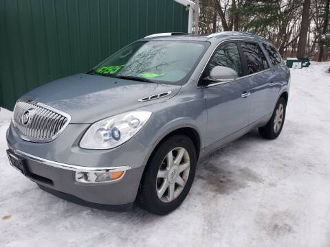2008 Buick Enclave for sale at Northwoods Auto & Truck Sales in Machesney Park IL
