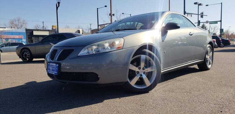 2007 Pontiac G6 for sale at Unlimited Motors, LLC in Denver CO