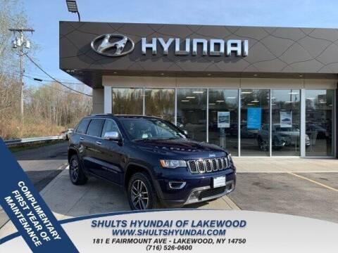 2018 Jeep Grand Cherokee for sale at Shults Hyundai in Lakewood NY