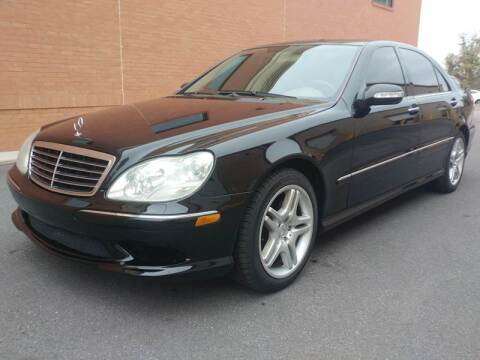 2006 Mercedes-Benz S-Class for sale at MULTI GROUP AUTOMOTIVE in Doraville GA