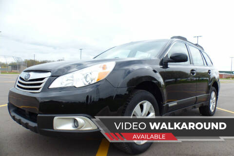 2012 Subaru Outback for sale at Macomb Automotive Group in New Haven MI