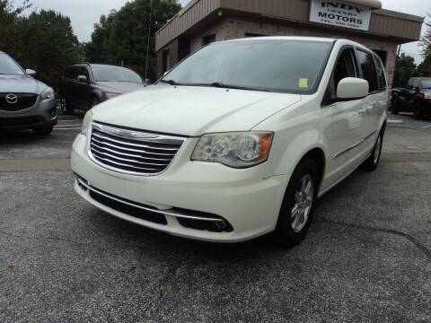 2012 Chrysler Town and Country for sale at Indy Star Motors in Indianapolis IN