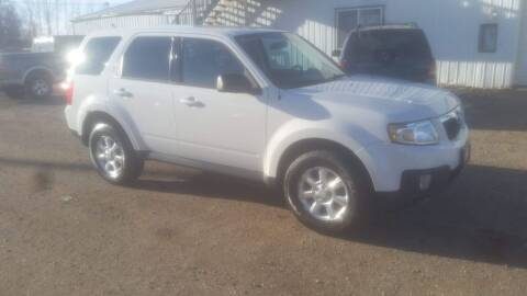 2010 Mazda Tribute for sale at Ron Lowman Motors Minot in Minot ND