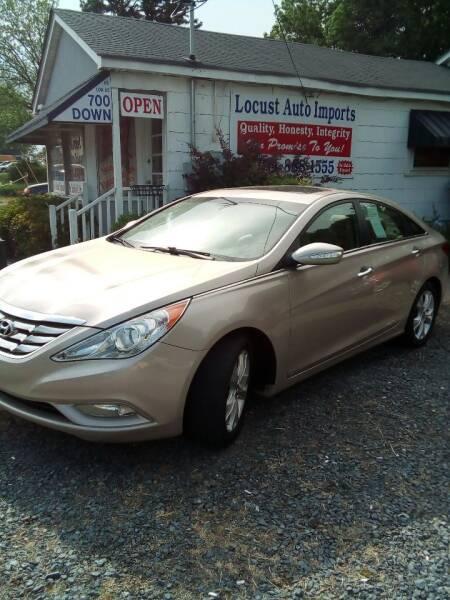 2011 Hyundai Sonata for sale at Locust Auto Imports in Locust NC