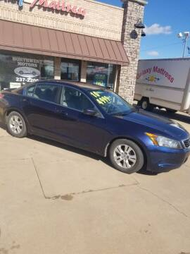 2010 Honda Accord for sale at NORTHWEST MOTORS in Enid OK
