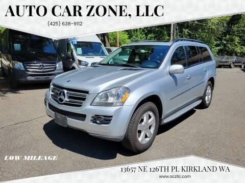 2007 Mercedes-Benz GL-Class for sale at Auto Car Zone, LLC in Kirkland WA