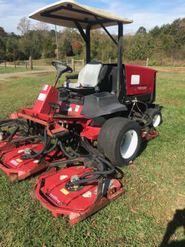 2002 Toro 4500 GROUNDSMASTER for sale at Mathews Turf Equipment in Hickory NC