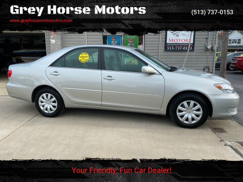 2006 Toyota Camry for sale at Grey Horse Motors in Hamilton OH