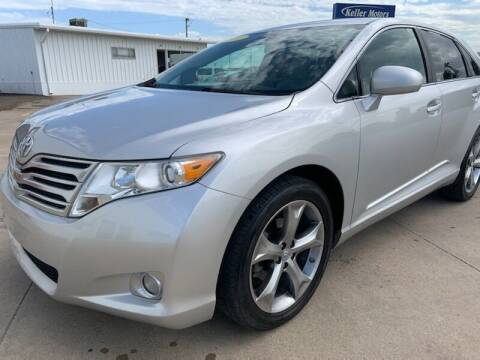 2011 Toyota Venza for sale at Keller Motors in Palco KS