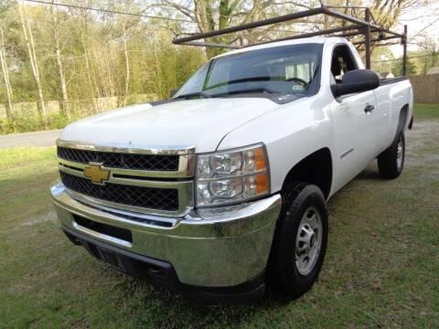 2013 Chevrolet Silverado 2500HD for sale at Liberty Motors in Chesapeake VA