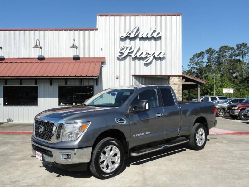 2017 Nissan Titan XD for sale at Grantz Auto Plaza LLC in Lumberton TX