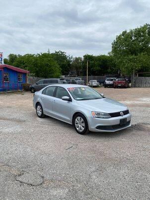 2012 Volkswagen Jetta for sale at Twin Motors in Austin TX
