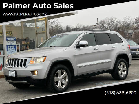 2012 Jeep Grand Cherokee for sale at Palmer Auto Sales in Menands NY