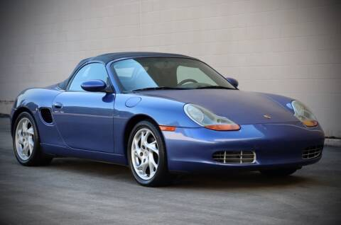2000 Porsche Boxster for sale at MS Motors in Portland OR