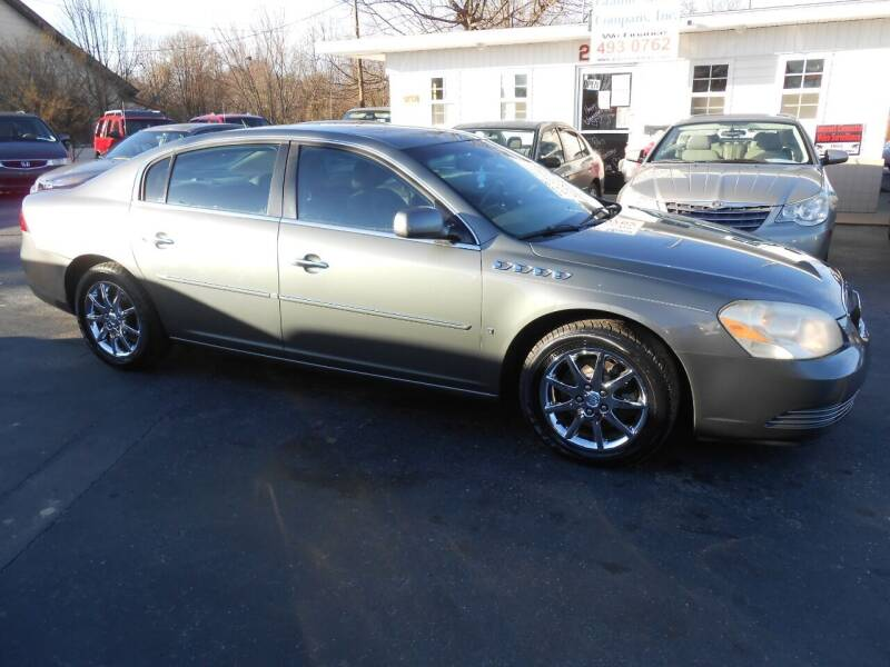 2006 Buick Lucerne for sale at Granite Motor Co 2 in Hickory NC