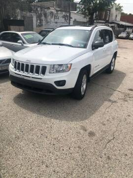 2013 Jeep Compass for sale at Z & A Auto Sales in Philadelphia PA