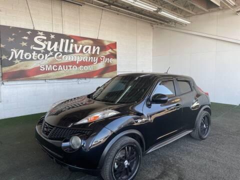 2013 Nissan JUKE for sale at SULLIVAN MOTOR COMPANY INC. in Mesa AZ