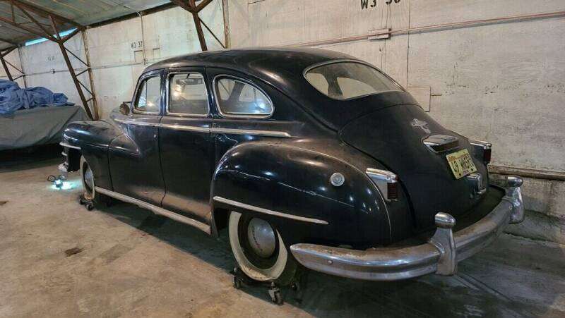 1949 Chrysler Windsor for sale at Naperville Auto Haus Classic Cars in Naperville IL