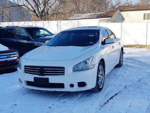 2009 Nissan Maxima for sale at MMM786 Inc. in Wilkes Barre PA