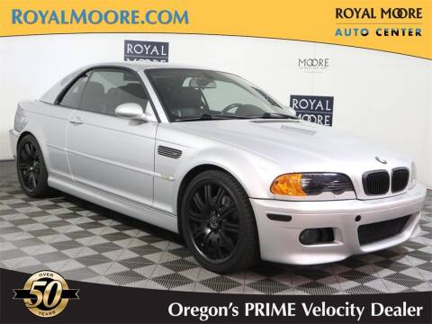 2002 BMW M3 for sale at Royal Moore Custom Finance in Hillsboro OR