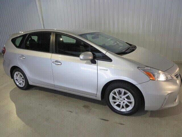 2012 Toyota Prius v for sale at PORTAGE MOTORS in Portage WI