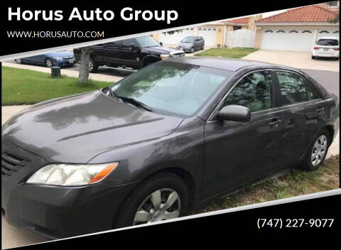 2009 Toyota Camry for sale at Alliance Auto Group Inc in Fullerton CA