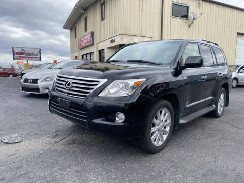 2009 Lexus LX 570 for sale at Premium Auto Collection in Chesapeake VA