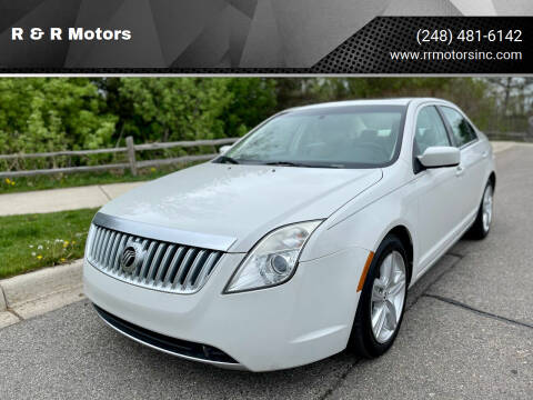 2010 Mercury Milan for sale at R & R Motors in Waterford MI