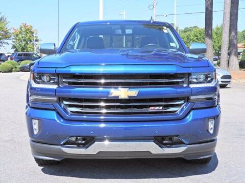 2017 Chevrolet Silverado 1500 for sale at Auto Finance of Raleigh in Raleigh NC
