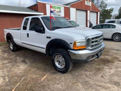 2000 Ford F-250 Super Duty for sale at Four Boys Motorsports in Wadena MN
