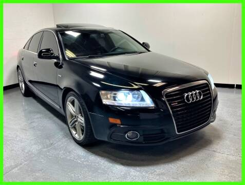 2011 Audi A6 for sale at AMG Auto Sales in Rancho Cordova CA