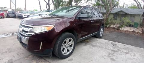 2011 Ford Edge for sale at AUTOTEX FINANCIAL in San Antonio TX