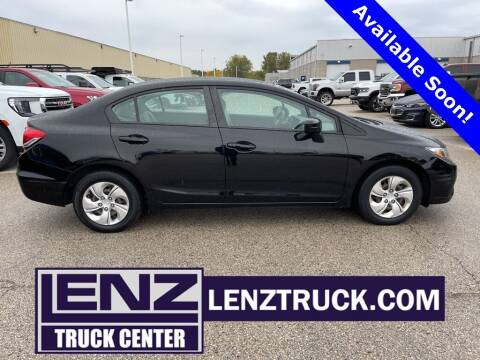 2015 Honda Civic for sale at Lenz Auto - Coming Soon in Fond Du Lac WI