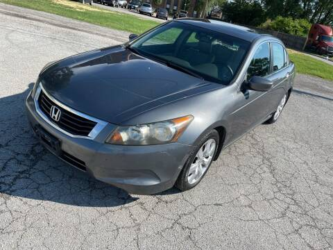 2009 Honda Accord for sale at Supreme Auto Gallery LLC in Kansas City MO