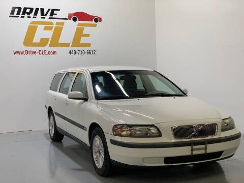 2004 Volvo V70 for sale at Drive CLE in Willoughby OH