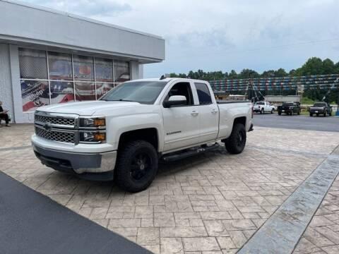 2015 Chevrolet Silverado 1500 for sale at Tim Short Auto Mall in Corbin KY