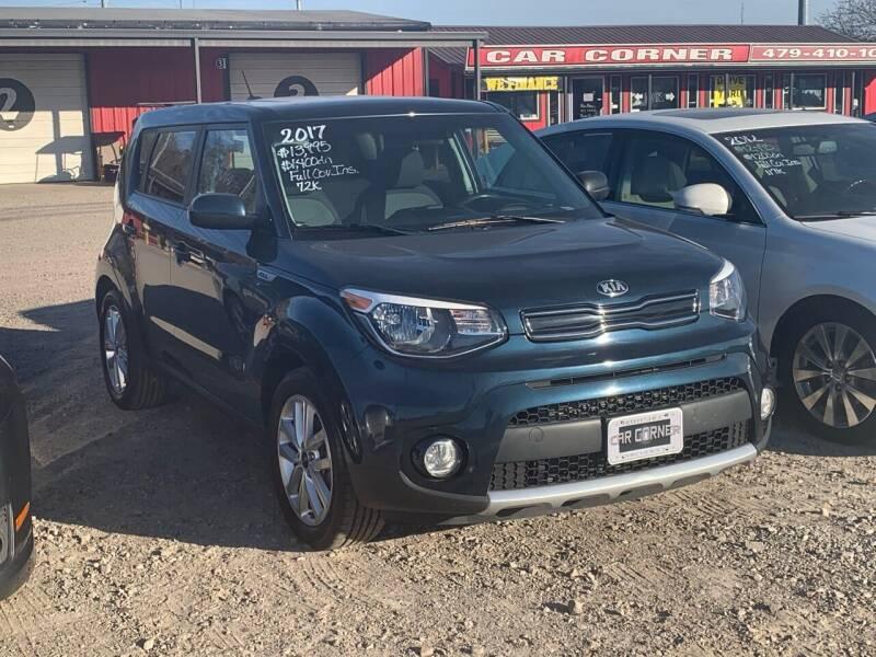 2017 Kia Soul for sale at CAR CORNER in Van Buren AR