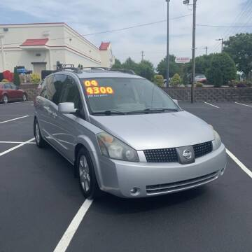 2004 Nissan Quest for sale at Auto Bella Inc. in Clayton NC