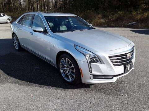 2018 Cadillac CT6 for sale at Strosnider Chevrolet in Hopewell VA