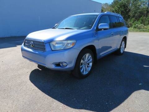 2008 Toyota Highlander Hybrid for sale at Access Motors Co in Mobile AL